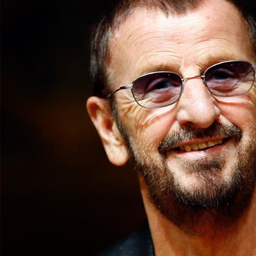 Ringo Starr Celebrates His 76th Birthday In Style