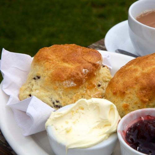 You've Been Doing Scones And Jam Wrong This Entire Time