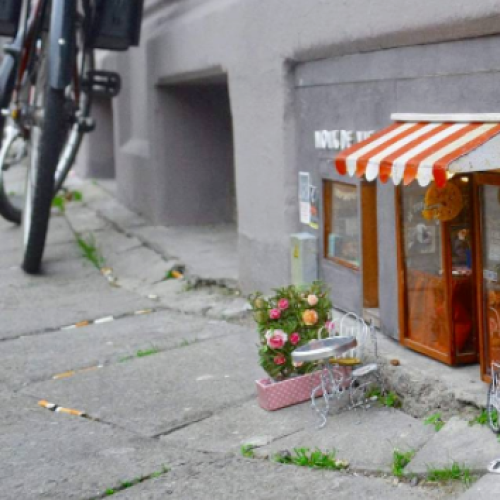 You Won't Believe Who These Teeny Tiny Shops Are for