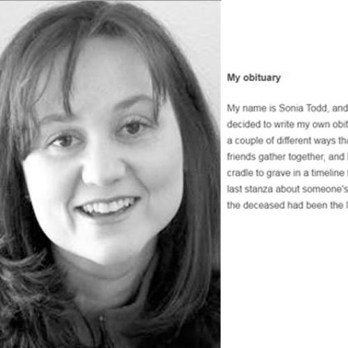 Woman Writes Her Own Obituary And Inspires Us To Do Better