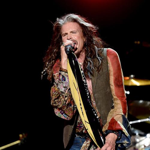Steven Tyler's Debut Solo Album Due Out in July