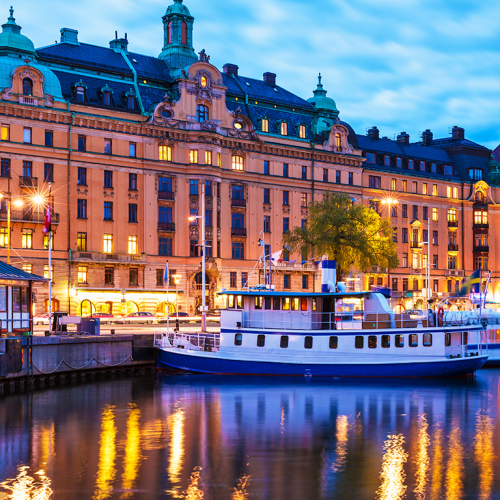 Have You Been To Stockholm??