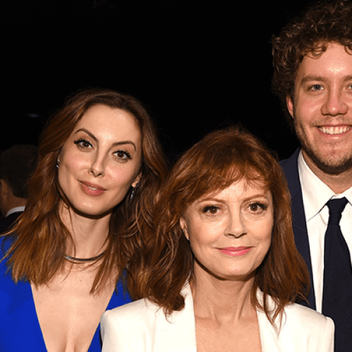 Susan Sarandon In Mourning After 55YO Brother Dies Suddenly