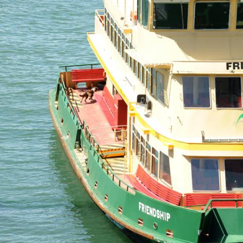Ferrie McFerrieface? There's A Comp To Name Our New Ferries