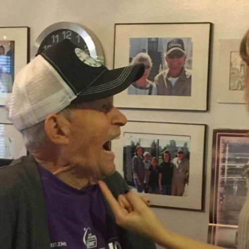 Taylor Swift Surprises 96-Year-Old Fan In The Sweetest Way