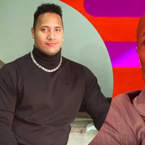 The Rock Has Started A New Trend With This 90's Flashback
