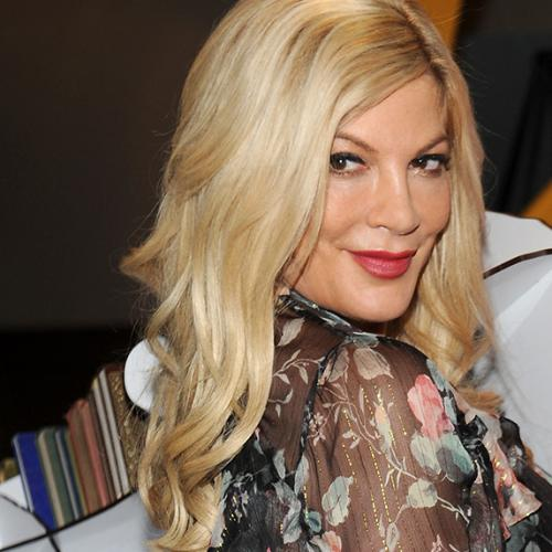 Tori Spelling Does Not Look Like This Anymore