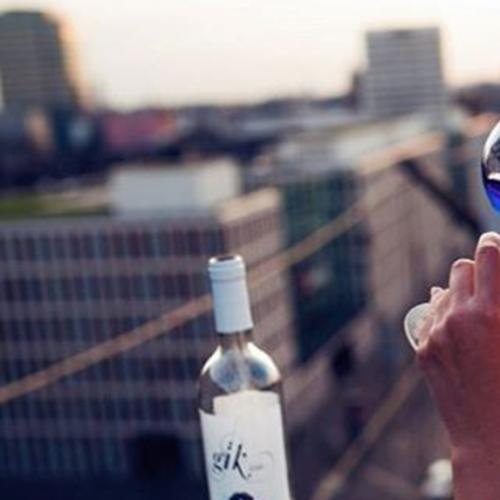Hang On WHAT? Blue Wine Is Now A Thing!