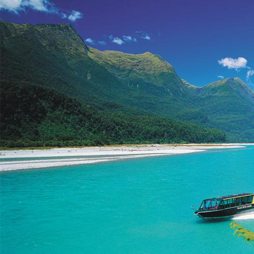 Destination of the week with Aat Kings: New Zealand, South Island