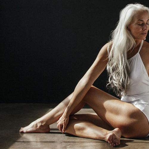 61 Year Old's Swimsuit Modelling Campaign Is Simply Stunning