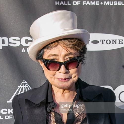 Yoko Ono Lands Dance Hit