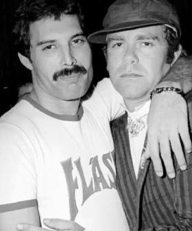 """""""Isn't It Wonderful?"""": Elton John Reveals The """"Magnificent"""" Thing Freddie Mercury Did On His Deathbed"""
