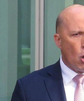 Minister for Home Affairs Peter Dutton Blames Courts for Climate Protests
