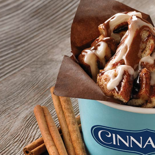 Cinnabon Coming to Australia Before Christmas and the First Stores are Opening in Brisbane!