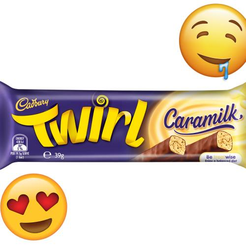 CONFIRMED: A Twirl Caramilk Chocolate Block Is Coming To Shelves And VERY Soon