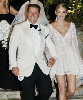 Jasmine Yarbrough And Karl Stefanovic Are Reportedly Expecting Their First Child Together