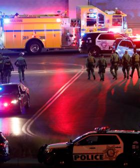 Several Injured After Shots Fired At Las Vegas Strip Mall