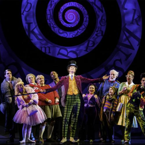 Laurel's Lip Goss – Win Double Pass Tickets To Charlie And The Chocolate Factory