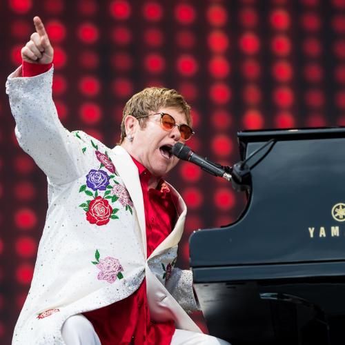 Elton John Pledges $1 Million To Bushfire Relief During Emotional Concert
