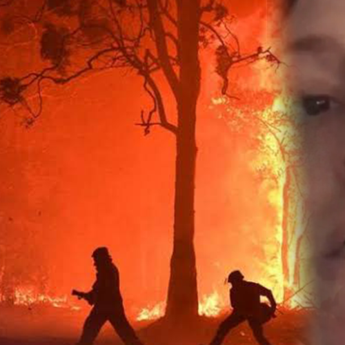 Former Model Tziporah Malkah Launches Bizarre Bushfire Tirade