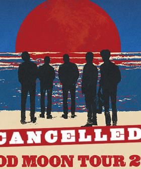 Bushfires Force Cold Chisel Gig To Be Cancelled