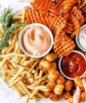 Drooling! 'Fries Boards' Are The Newest Food Trend Of 2020
