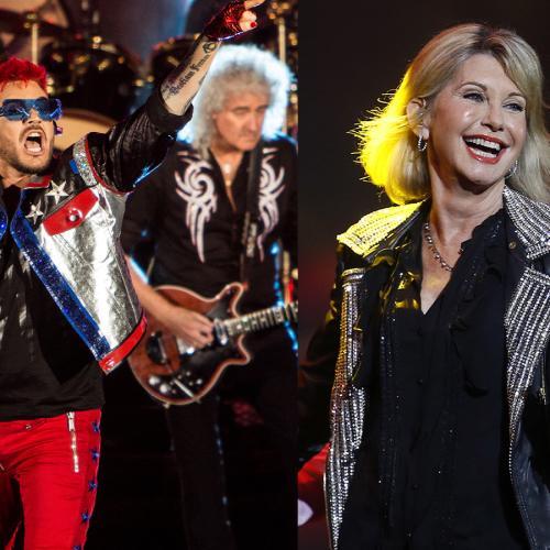 Queen, Olivia Newton-John, Alice Cooper And KD Lang To Headline Bushfire Relief Concert