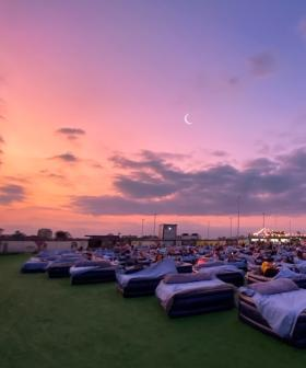 Grab Those Blankets & Your Loved One Because Brisbane is Getting its First Outdoor BED Cinema!