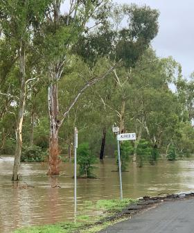 Queensland Set For Wet Start to The Week