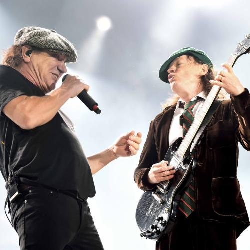 Could AC/DC Headline The 2021 Superbowl Half-Time Show?