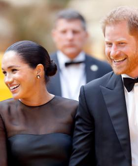Harry & Meghan's Royal Label Talks 'Ongoing'