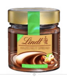 Lindt Has A New Hazelnut Spread So Cya L8er Nutella