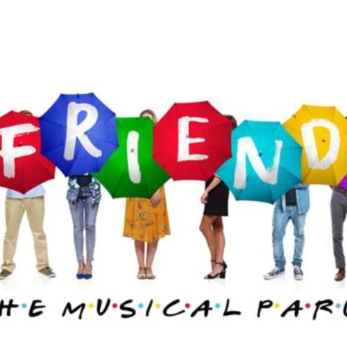 FRIENDS Has Been Turned Into A Musical And Yes, It's Coming To Brisbane!