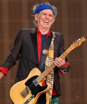 Keith Richards Has Quit Smoking And Now He's 100% Gonna Live Forever