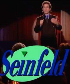Someone Found 80 Minutes Of Previously Unseen Seinfeld Bloopers At A Flea Market