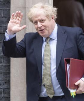UK Prime Minister Boris Johnson Tests Positive To Coronavirus
