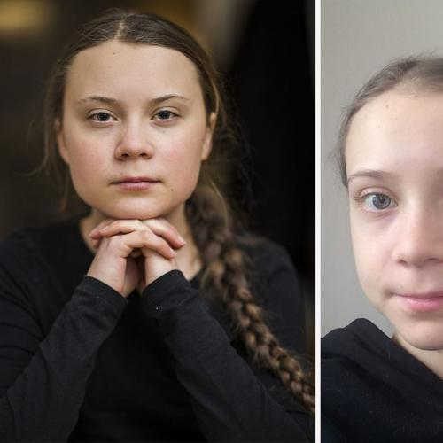 Greta Thunberg In Self-Isolation After Showing Symptoms Of Coronavirus