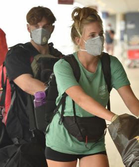 Hundreds More Australian Travellers Return From Overseas