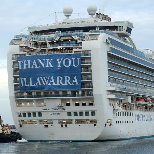 Ruby Princess Cruise Ship Linked To 21 Coronavirus Deaths Leaves NSW