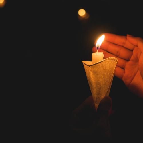 Vigil for Queensland Man After Virus Death