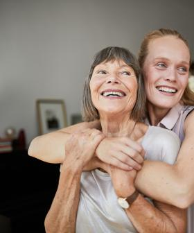 Mum Hugs a No-Go Despite Relaxed QLD Rules This Mother's Day