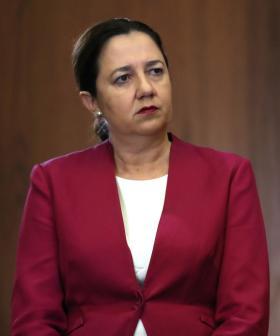 QLD Premier Backs Tough COVID-19 Policies