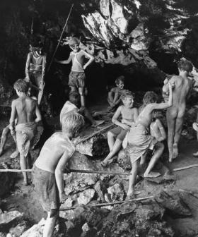 The Incredible Real Life 'Lord Of The Flies' Story That You Need To Know!