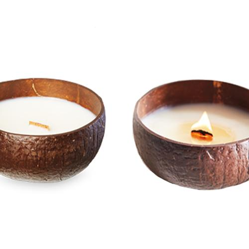 Aldi is Selling A Coconut Candle Which Comes In A COCONUT SHELL!