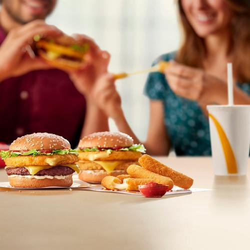 Holy Cheesus! Maccas Have Just Launched A Delicious New Cheesy Range
