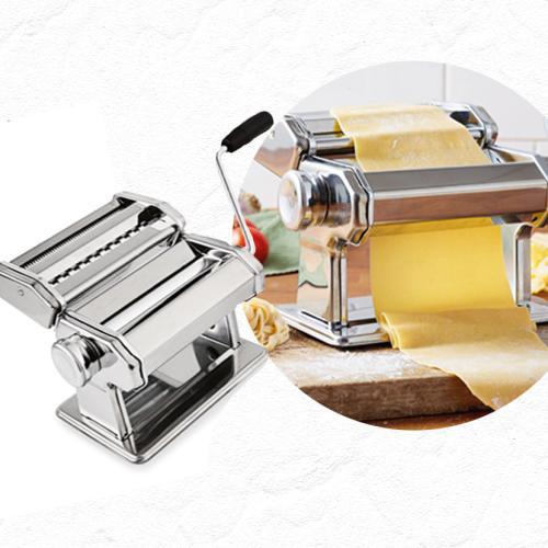 Put Those Iso Skills To The Test Because Aldi's Selling A Pasta Machine For $20!