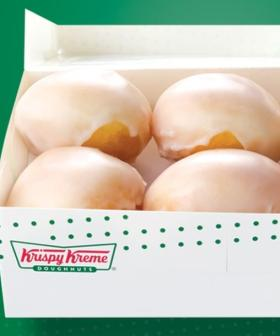 You Can Now Buy Krispy Kreme Glazed Bites!
