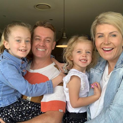 """We're So Excited!"": Grant Denyer And Wife Chezzi Are Expecting Their Third Child!"