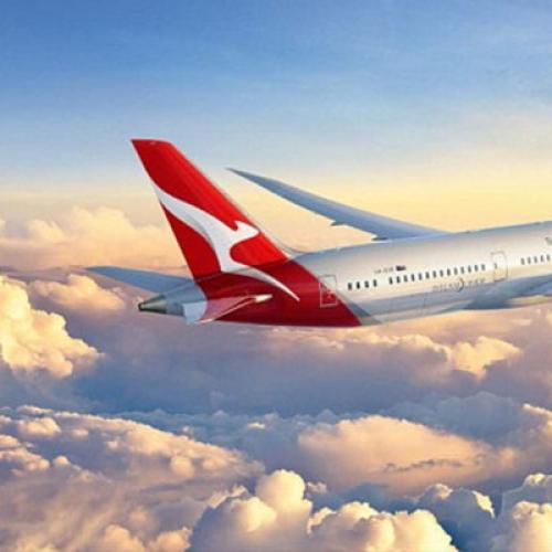 Qantas Suffers $4 Billion Revenue Hit From Coronavirus Crisis