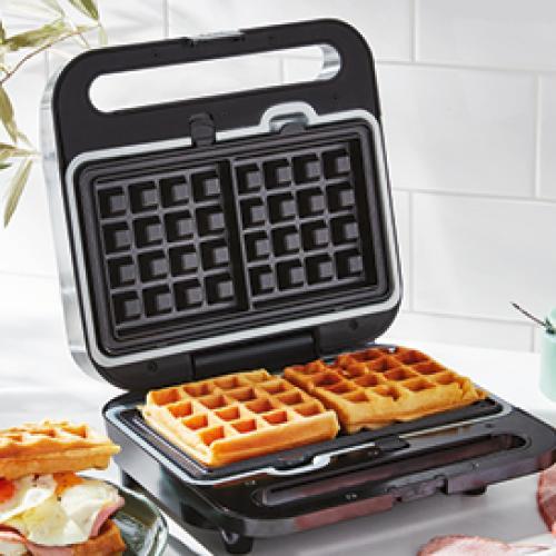 Have You Seen Aldi's 'Multi Snack Maker'? I Repeat... MULTI SNACK MAKER!